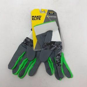 Easton Mako Elite batting baseball/softball gloves